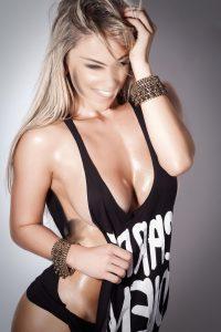 Bella Busty Blonde Escorts Birmingham