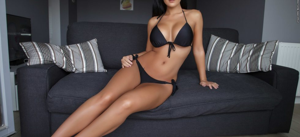 Birminghm escorts - Busty Brunette