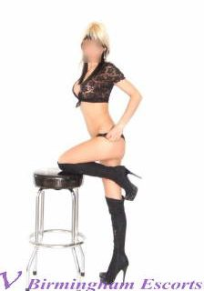 Lara Party Blonde Escort